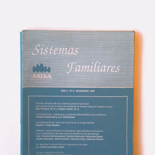Sistemas Familiares